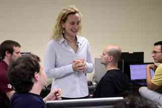Dr. Tracy Hammond: A Passion for Teaching