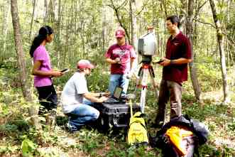 Monitoring forest health