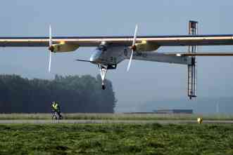 Electric Plane, Flying in the Future?