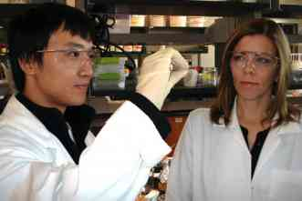 Self-cleaning membrane will shield sensors from immune responses