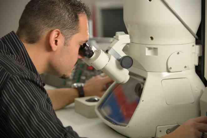 Take a quick tour of Texas A&M's 'one-stop shop' for microscopic imaging
