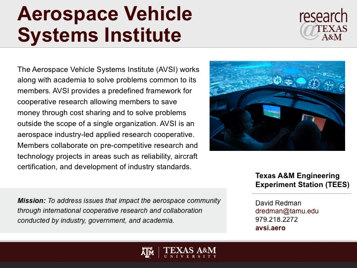 aerospace_vehicle_systems_institute
