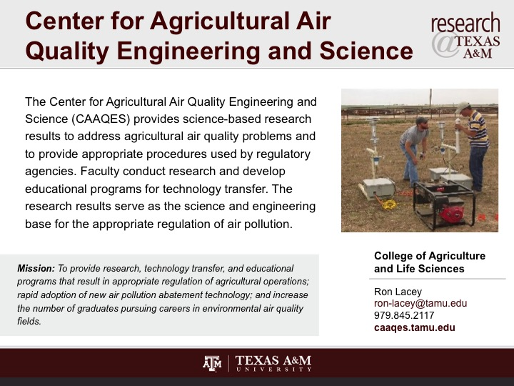 center_for_agricultural_air_quality_engineering_and_science