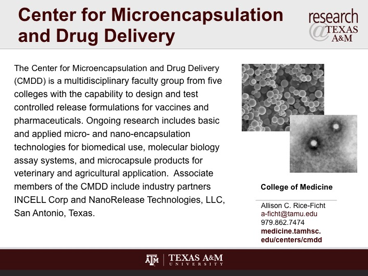 center_for_microencapsulation_and_drug_delivery