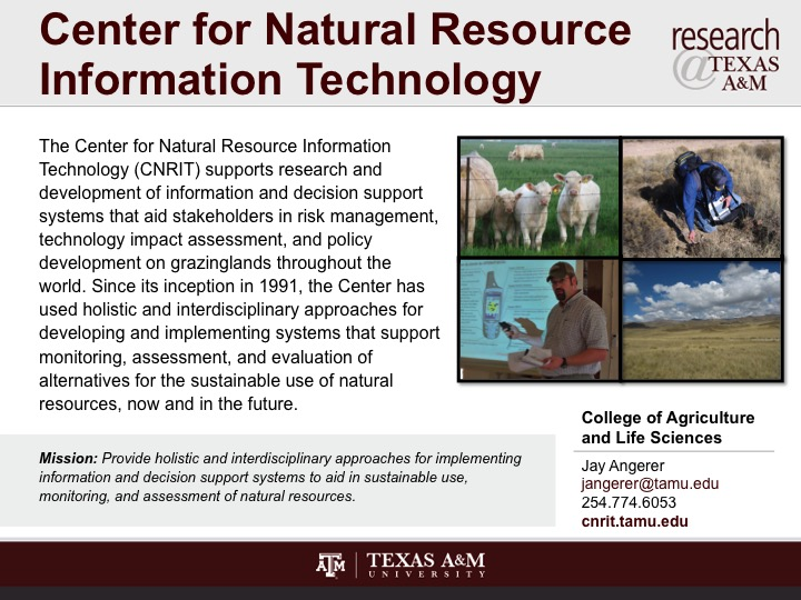 center_for_natural_resource_information_technology