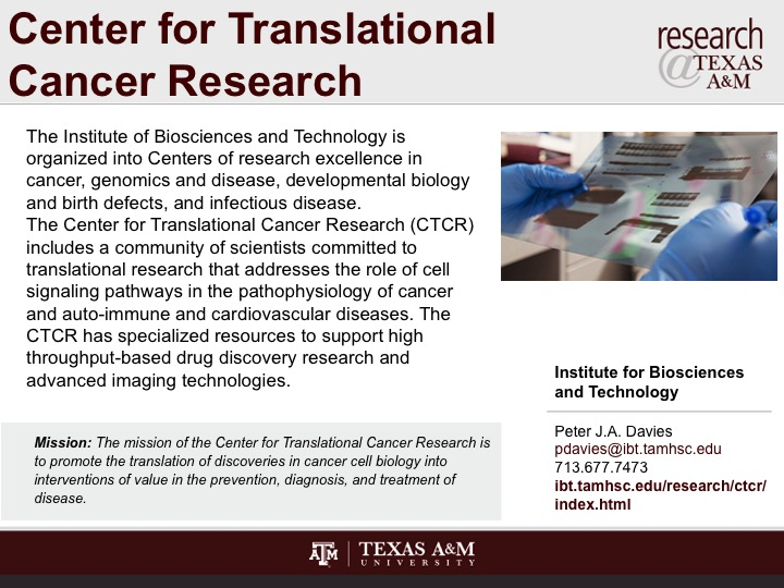 center_for_translational_cancer_research