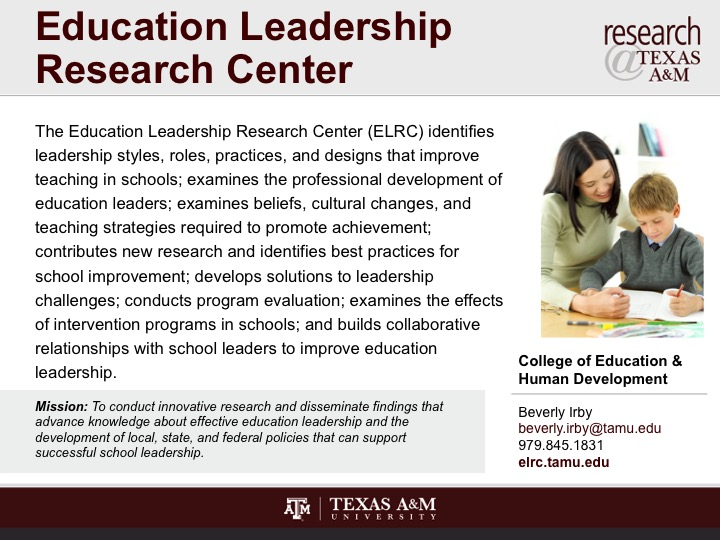 education_leadership_research_center