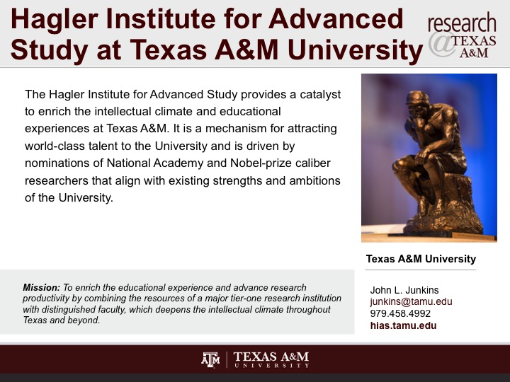 hagler_institute_for_advanced_study_at_texas_a_and_m_university