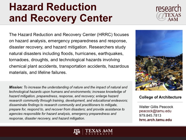 hazard_reduction_and_recovery_center