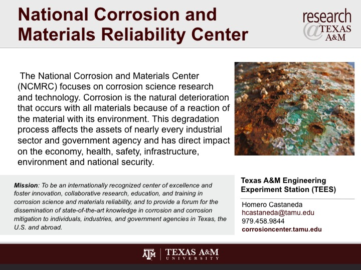 national_corrosion_and_materials_reliability_center