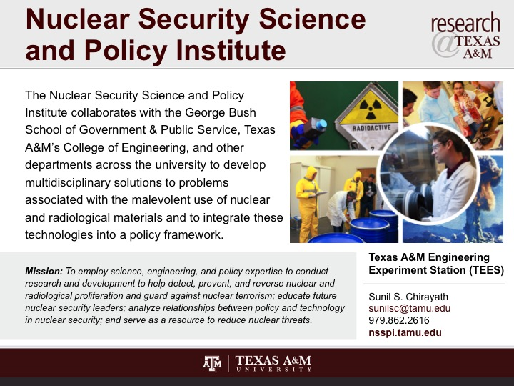 nuclear_security_science_and_policy_institute