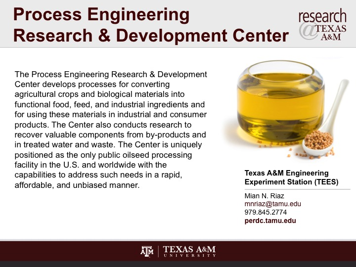 process_engineering_research_and_development_center
