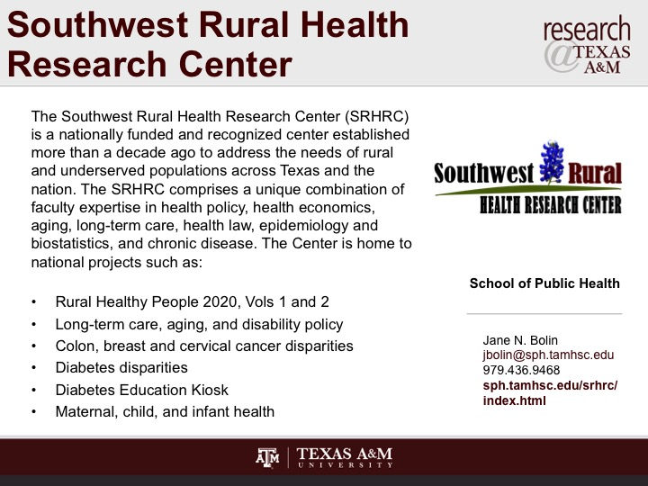 southwest_rural_health_research_center