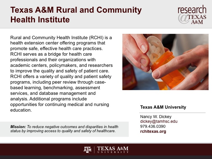 texas_a_and_m_rural_and_community_health_institute