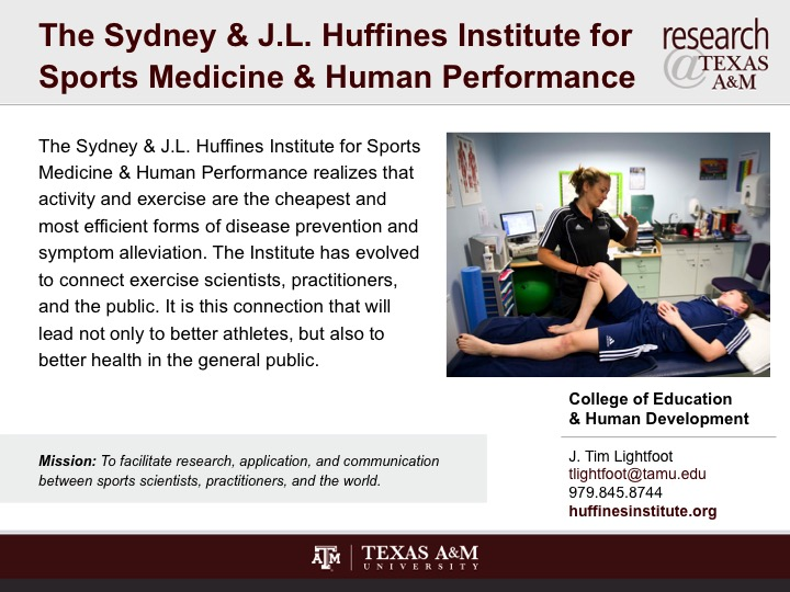 the_sydney_and_j_l_huffines_institute_for_sports_medicine_and_human_performance
