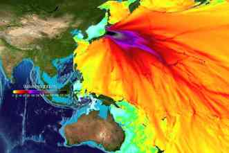 What caused Japan's 2011 tsunami? A thin layer of clay on ocean's floor