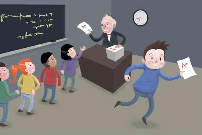 The adjusted GPA: Statistician offers possible cure for grade inflation