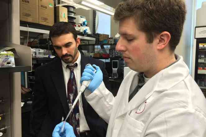 Injectable material will deliver therapy, technology in human body