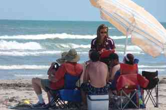 Back to the beach: Developing better ways to warn about rip currents