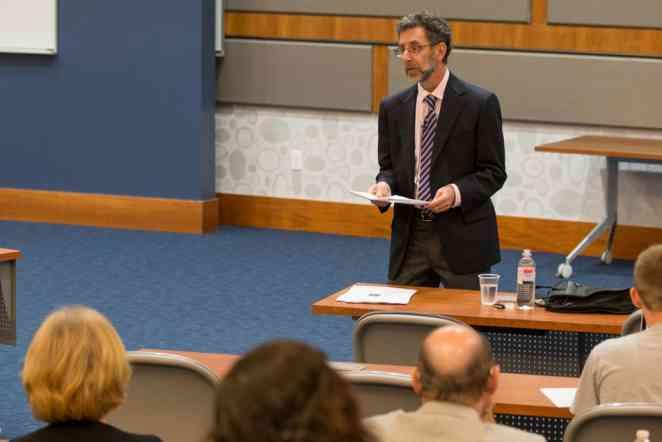 TIAS Faculty Fellow receives Hubbell Award for lifetime achievement