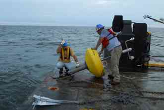 Money well-spent: Buoy system deployed in Gulf of Mexico returns value after Galveston oil spill