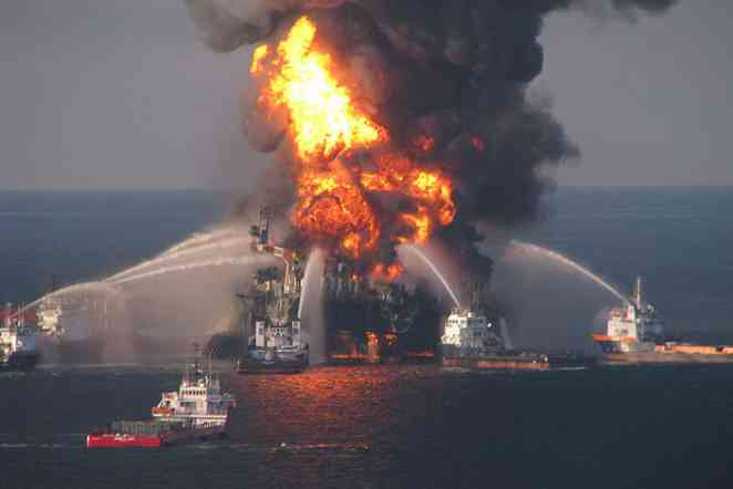 Methane remained in Gulf of Mexico for months after BP accident, study says