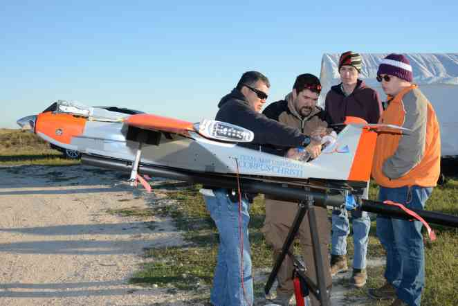 Open for business: FAA-designated center will test unmanned aircraft