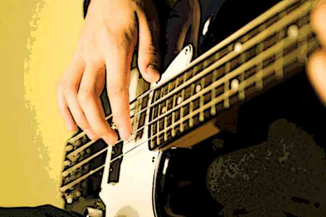 Got a rock and roll heart? Musicians get plenty of exercise during live gigs