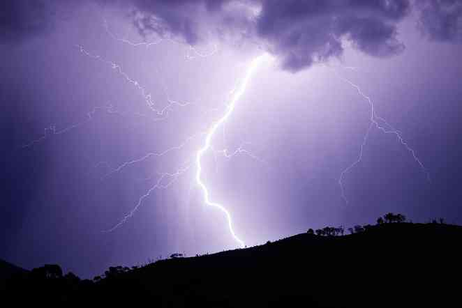 Worried about lightning striking your home? Consider a traditional remedy