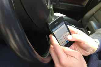 Texting while driving: Restrictions result in saving lives, new study says