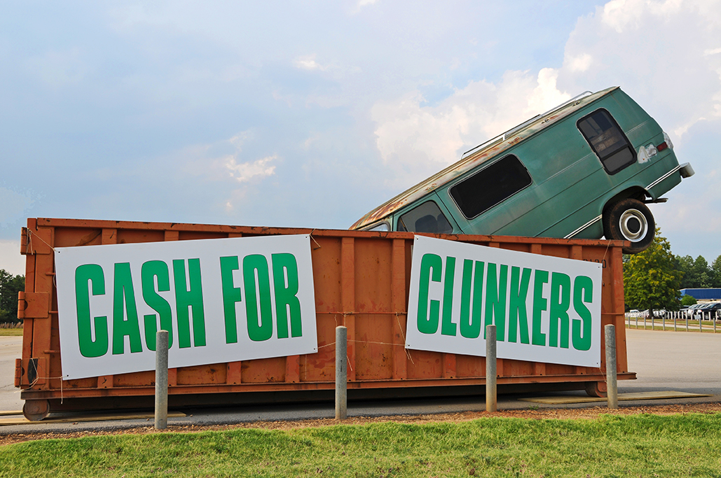 Cash For Clunkers >> Cash For Clunkers Stimulus Program Actually Hurt Automakers