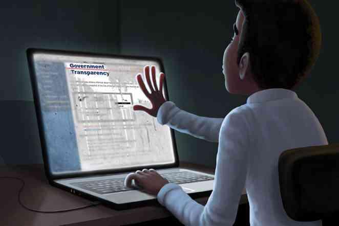 E-government transparency: How well do websites serve citizens?