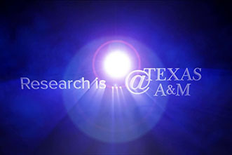 VIDEO: The scope and impact of Texas A&M research in 76 seconds