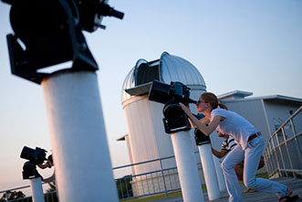Survey ranks teaching observatory third among colleges in the nation