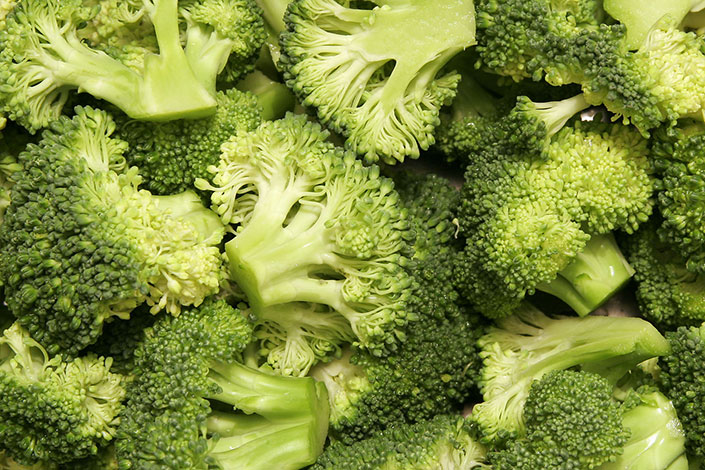 The many health benefits of broccoli