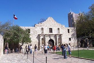 The Alamo's iconic facade is slowly disintegrating, 3-D models show