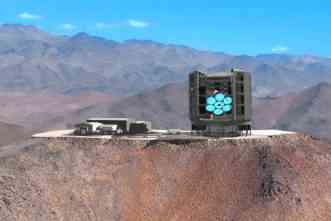 The Giant Magellan Telescope: Construction to start soon in Chile