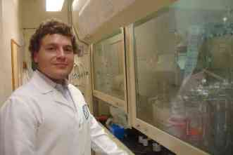 New chemist named A&M's second CPRIT Scholar in Cancer Research