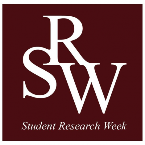 logo for Student Research Week