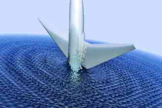 Mystery solved? Missing airliner took nosedive into ocean, researchers say