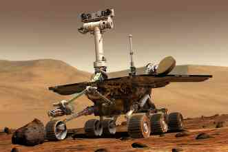 What's weather like on the far side of the sun? Mars rover provides data