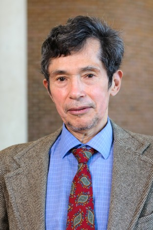 portrait of legal scholar Richard Delgado