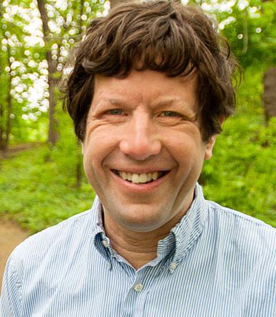 portrait of economist Stephen Polasky