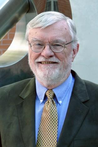 Portrait of astrophysicist David Arnett