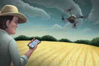 Coming soon: Airborne sensors will help farmers improve crop yields