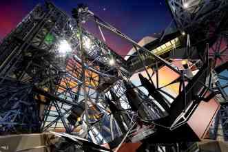 Consortium breaking ground to build Giant Magellan Telescope in Andes