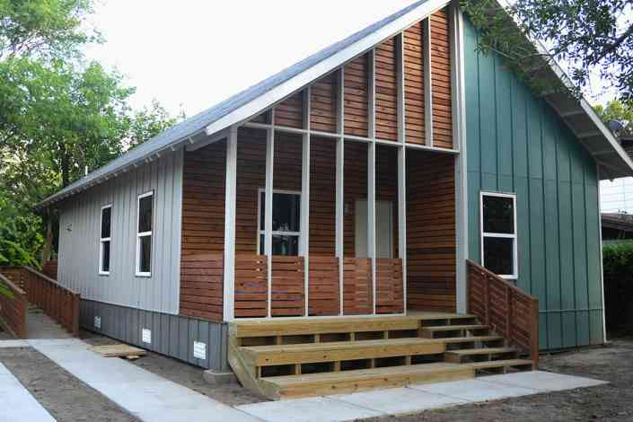 New design helps disaster victims return home within three months