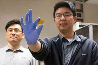 Innovative supercapacitor converts thermal energy into electrical energy