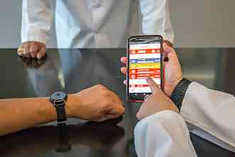Smart watch could help nurses monitor stress, increase efficiency