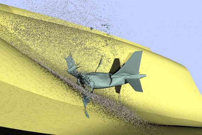 Germanwings Flight 9525: Team of researchers charts last moments